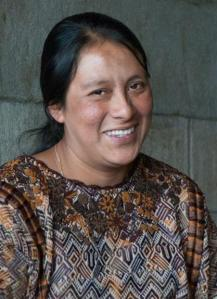 Gloria Chonay, Mayan Hands Fair Trade Artisan
